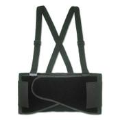CLC Custom Leather Craft Elastic Back Support Belts, Medium, Black, 1/EA, #5000M