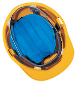 OccuNomix MiraCool Hard Hat Pads, Navy, 1/EA, #968018