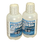 First Aid Only Eye Flush Bottles, 16 oz, 1/EA, #24101