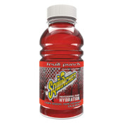 Sqwincher Ready-To-Drink, Fruit Punch, 12 oz, Bottle, 24/CA, #159030905