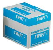 Honeywell Antiseptic Wipes, Benzalkonium Chloride, 1/BX, #150910
