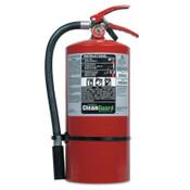 Ansul CLEANGUARD Clean Agent Hand Portable Extinguisher, 9 lb, 1/EA, #429021FE09