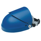 3M Ratchet Headgear with Crown Extender H10, Blue, 1/EA, #7000052751