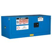 Justrite ChemCor Piggyback Hazardous Material Safety Cabinet, 12 Gallon, 1/EA, #8613282