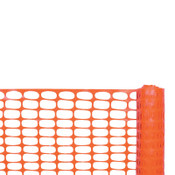 Cortina Safety Fences, 4 ft x 100 ft, Polyethylene, Orange, 1/EA, #3902