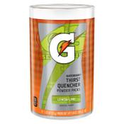 Gatorade Powder Packets, Lemon-Lime, 1.34 oz, Packet, 1/CA, #13163