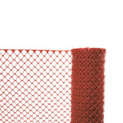 Cortina Safety Fences, 4 ft x 50 ft, Polyethylene, Orange, 1/EA, #3900