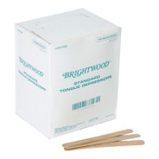 Honeywell Tongue Blades, 500 Individually Wrapped, 1/BX, #40705TM