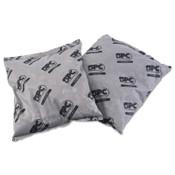 Brady ALLWIK Pillows, Absorbs 28 gal/bale, 18 in Long, Gray, 1/CS, #AW1818