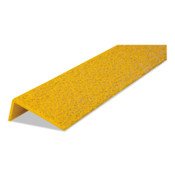 Rust-Oleum Industrial SafeStep Anti-Slip Step Edges, 2 3/4 in x 36 in, Yellow, Coarse Grit, 1/EA, #271819