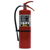 Ansul SENTRY Dry Chemical Hand Portable Extinguisher, Class ABC TAL, 10lb Cap. Wt., 1/EA, #436500AA10S