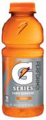 Gatorade Wide Mouth, Orange, 20 oz, Bottle, 24/CA, #32867