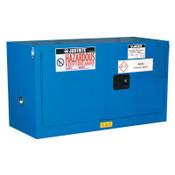 Justrite ChemCor Piggyback Hazardous Material Safety Cabinet, 17 Gallon, 1/EA, #8617282