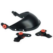 Jackson Safety Hard Hat Interchange Systems, Adapter Kit for SC-6 Hard Hats, Black, 1/EA, #39477