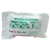Honeywell Bloodstopper Bandages, 5 in x 8 in, Sterile Gauze, Gauze, 1 each, 1/EA, #61910