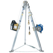 Capital Safety Advanced™ Tripod, Salalift™ II Winch and Sealed-Blok™ 3-Way SRL, 60 ft, 1/EA, #8301041