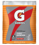 Gatorade Instant Powder, Fruit Punch, 8 1/2 oz, Pack, 40/CA, #3808