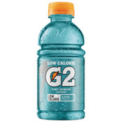 Gatorade G2 Low Calorie Thirst Quencher, Glacier Freeze, 12 oz, Bottle, 24/CA, #12007