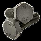 "1""-8x2-1/4"" Fully Threaded A193 Grade B7 Heavy Hex Bolts Plain (50/Bulk Pkg.)"
