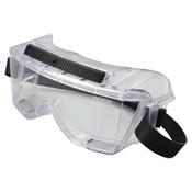 3M Centurion Splash Goggles, Clear/Clear, Antifog, 10/CA, #7000002377