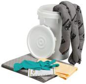 Brady 6.5 Gallon Spill Bucket - Hazwik, 1/EA, #SKHBKT