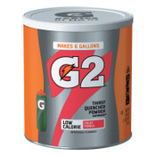 Gatorade G2 Powder, Fruit Punch, 19.4 oz, Canister, 3/CA, #13442