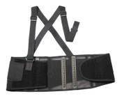Ergodyne ProFlex 1100SF Standard Back Supports, Medium, Black, 1/EA, #11603