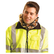 OccuNomix Light Duty Winter Liners, Polyester Plush Fleece, Camouflage, 1/EA, #1070CAMO