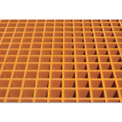 Justrite Floor Grating, 78 in X 78 in, 1/EA, #915207