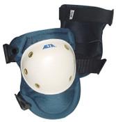 Alta Proline Knee Pads, Buckle, Navy, 1/PR, #50903