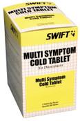 Honeywell Multi Symptom Cold Tablets, 1/BX, #2108250