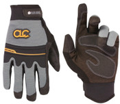 CLC Custom Leather Craft Tradesman Gloves, Black, Large, 2/PK, #145L