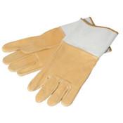 Best Welds 150-TIG Pigskin Welding Gloves, Large, Tan, 1/PR, #150TIGL