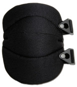 Ergodyne ProFlex 230 Soft Cap Knee Pads, Buckle, Black, 1/EA, #18230