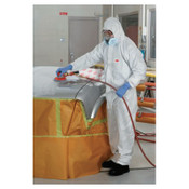 3M Disposable Protective Coverall 4510 Series, White, 2X-Large, 25/CA, #7000109031