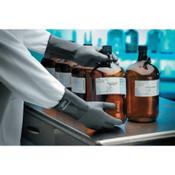 Ansell ChemTek Protective Gloves, Black, Size 10, 1/PR, #103204