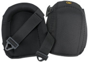 CLC Custom Leather Craft Buckle Style Flooring Kneepads, 1/PR, #342