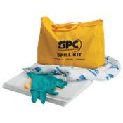 Brady SPC Economy Portable Spill Kit, Oil Only, 15 gal, 1/KT, #SKOPP