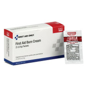 First Aid Only 24 Unit ANSI Class A+ Refill, Burn Cream, 1/BX, #G343
