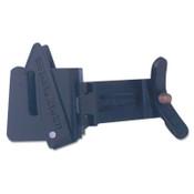 TrafFix Devices, Inc. Rollup Sign Brackets, Black, 1/EA, #24000BRU