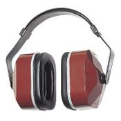 3M E-A-R Muffs, 25 dB NRR, Maroon, Wear Over Head, Behind Neck, Under Chin, 1/EA, #7000002334