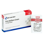 First Aid Only .5GM. ABT FIRST AID/BURN CREAM, 12/BOX, #13006