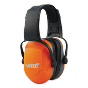 Kimberly-Clark Professional H70 VIBE Earmuffs, 23 dB NRR, Orange, Headband, 1/EA, #20773