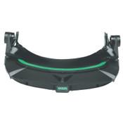 MSA V-Gard 10121266 Visor Frame for Slotted MSA Caps, One Size, #-Point Suspension, 1/EA, #10121266