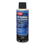 CRC FR Clothing Insect Repellents, 6 oz Aerosol Can, 12/case, 12/CA, #14036