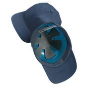 OccuNomix Baseball Style Bump Cap, 6 7/8 to 7 5/8, Navy Blue, 1/EA, #v410b03