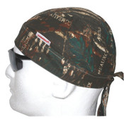 Comeaux Caps Doo Rags, One Size Fits All, Camouflage, 1/EA, #7000C