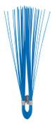 Presco Marking Whiskers, 6 in Height, Blue, 1000/BOX, #W6B