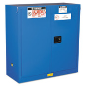 Justrite ChemCor Hazardous Material Safety Cabinet, 30 Gallon, 1/EA, #8630282
