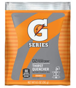 Gatorade Instant Powder, Orange, 8 1/2 oz, Pack, 40/CA, #3957